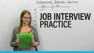Download How to succeed in your JOB INTERVIEW: Behavioral Questions Video