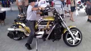 Download Moto motor maverick Video