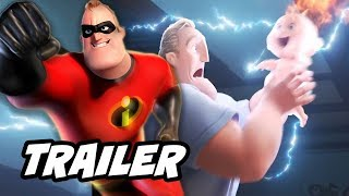 Download Incredibles 2 Teaser Trailer Breakdown - Justice League Avengers Parody Funny Moments Video