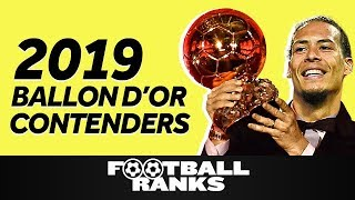Download Ranking the 2019 Ballon d'Or Contenders at the end of the 2018/19 Season Video