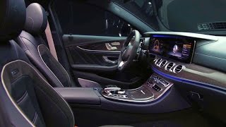 Download 2017 Mercedes-AMG E 63 S 4MATIC+ Interior And Exterior Trailer Video