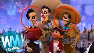 Download ¡Top 10 Cosas OCULTAS y REFERENCIAS en COCO! Video