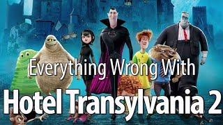 Download Everything Wrong With Hotel Transylvania 2 In 13 Minutes Or Less Video