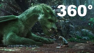Download Pete's Dragon Magic in the Woods 360 VR Experience Video
