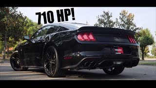 Download The Roush Mustang JackHammer is worth $70,000! Video