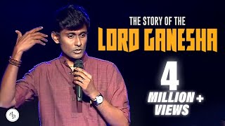 Download The Story of LORD GANESHA - Standup Comedy by Alex Video
