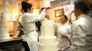 Download What It Takes To Make A Wedding Cake Video