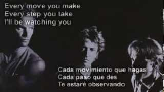 Download The Police - Every Breath You Take (subtitulada en español) Video