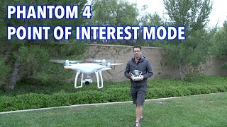 Download DJI Phantom 4 Point of Interest / POI Mode Phantom 4 Pro Video