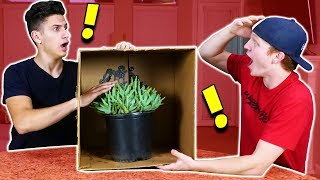 Download EXTREMELY DEADLY WHAT'S IN THE BOX CHALLENGE! Video