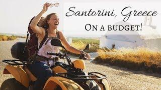 Download Santorini, Greece on a budget?! Video