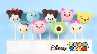 Download How to Make Disney Tsum Tsum Cake Pops! Video