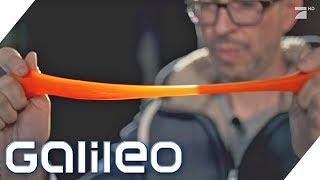 Download Das Wunder-Material Orange Goo - so soll es Leben retten | Galileo | ProSieben Video