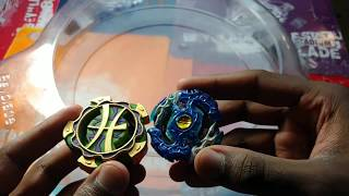 Download IT BROKE!!! EXODUS HYDRA VS SPRIGGAN REQUIEM! 3D PRINTED BEYBLADE BATTLE!! Video