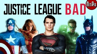 Download Why Justice League Is The WORST Superhero Film - NitPix Video