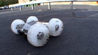 Download Sand Flea Jumping Robot Video