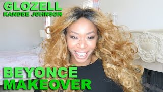 Download Beyonce Makeover - GloZell & Kandee Johnson Video