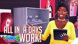 Download All in a Days Work! | The Sims 4 Get Famous LP #5 Video