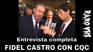 Download Fidel Castro ENTREVISTA COMPLETA x Tognetti de CQC Video