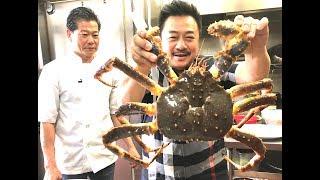 Download MC VIỆT THẢO- CBL (663)- Ăn CUA HOÀNG ĐẾ (King crab) ở TÂN CẢNG NEWPORT SEAFOOD RERSTAURANT. Video