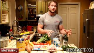 Download Nutrition - Simple Guide To Any Body Transformation   Furious Pete Video