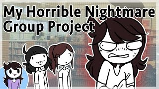 Download My Horrible Nightmare Group Project Video