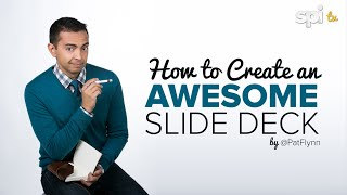 Download How to Create an Awesome Slide Presentation - SPI TV, Ep. 17 Video