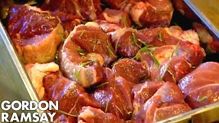 Download How To Cook A Sunday Roast, French Style - Gordon Ramsay Video