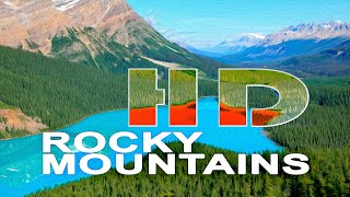 Download THE ROCKY MOUNTAINS | CANADA - A TRAVEL TOUR - HD 1080P Video