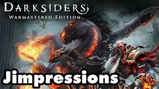 Download DARKSIDERS WARMASTERED EDITION - War Needs To Do His Poops Video