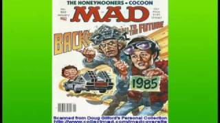 Download Glimpse Shots! MAD Magazine cover art. issues 201 - 300 Video