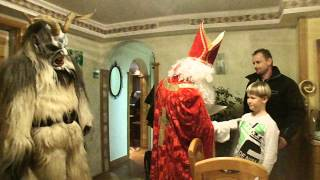 Download Nikolaus und Krampus mit Tobias Video