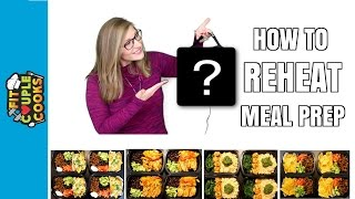 Download HOW TO REHEAT MEAL PREP Video