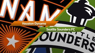 Download Highlights: Houston Dynamo vs. Seattle Sounders FC | November 21, 2017 Video