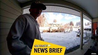 Download Canada wide suspect caught Video
