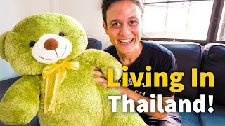 Download Living in Thailand - MY BANGKOK HOUSE TOUR | $601.69 Per Month in BKK + Cost of Living! Video
