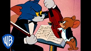 Download Tom & Jerry | Face the Music! | Classic Cartoon Compilation | WB Kids Video