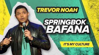 Download ″Springbok Bafana″ - Trevor Noah - (It's My Culture) LONGER RE-RELEASE Video
