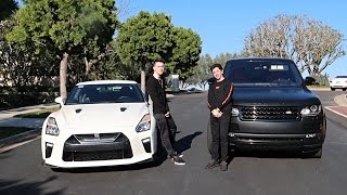 Download NISSAN GTR VS RANGE ROVER RACE! Video
