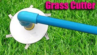 Download How to Make a Grass Cutter DIY at Home - Life Hacks Video