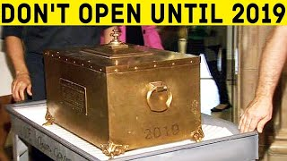 Download 100-YEAR-OLD TIME CAPSULE WAS FINALLY OPEN! Video