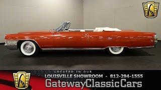 Download 1965 Cadillac El Dorado - Louisville Showroom - Stock # 1380 Video