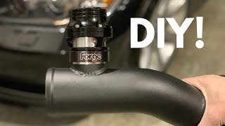 Download Forge Motorsport BMW N54 Charge Pipe BOV Install/Testing! Video
