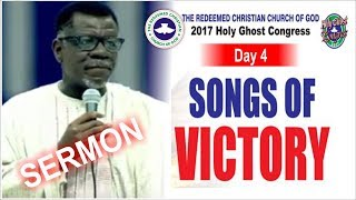 Download Dr. Mensa Otabil Sermon @ RCCG 2017 HOLY GHOST CONGRESS #Day4 Video