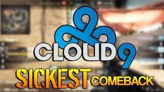 Download CS:GO - Cloud9 SICKEST Comeback! (Esl One) Video