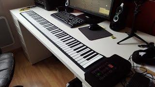 Download UN PIANO FLEXIBLE ?!?!   88 touches   Ultra-Portable Video