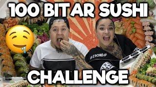 Download Hundra Bitar Sushi Challenge Video
