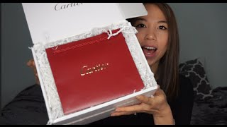 Download UNBOXING: CARTIER LOVE RING | STYLES BY NGOC Video