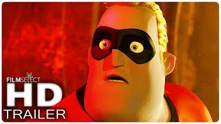 Download INCREDIBLES 2 Trailer 2 (2018) Video
