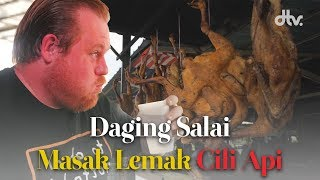 Download Daging Salai Masak Lemak Cili Api - Rhys Tak Tahan Pedas! Video